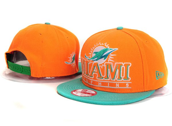 Miami Dolphins Snapback Hat YS 7627