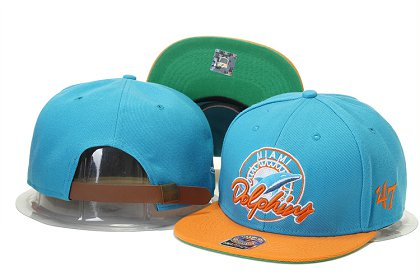 Miami Dolphins Hat YS 150225 003082