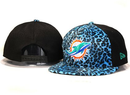 Miami Dolphins NFL Snapback Hat YS 76