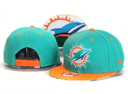 Miami Dolphins Snapback Hat YS 987
