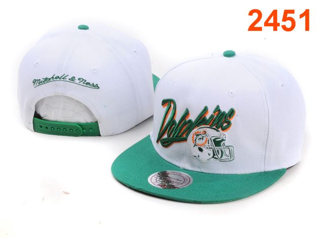 Miami Dolphins NFL Snapback Hat PT60