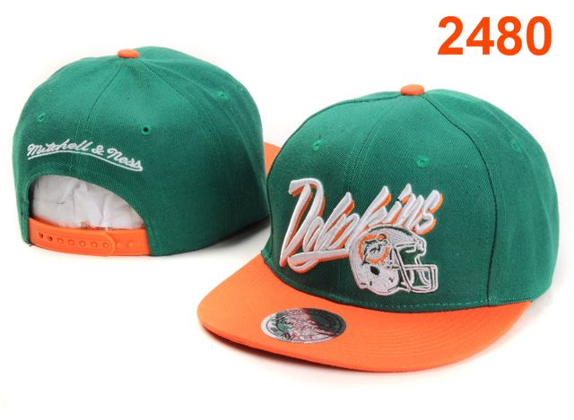Miami Dolphins NFL Snapback Hat PT87