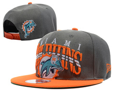 Miami Dolphins NFL Snapback Hat SD3