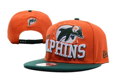 Miami Dolphins NFL Snapback Hat TY 1