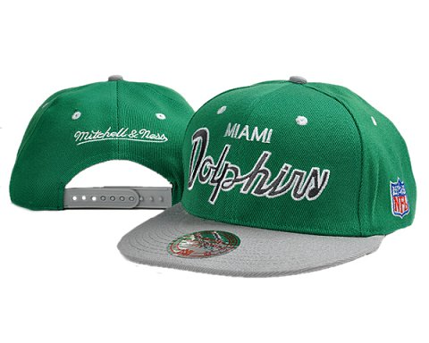 Miami Dolphins NFL Snapback Hat TY 2