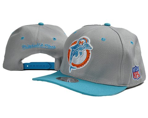 Miami Dolphins NFL Snapback Hat TY 4