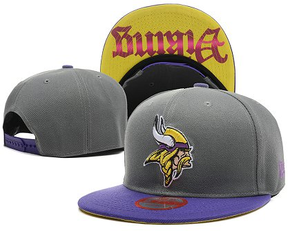 Minnesota Vikings Hat TX 150306 02
