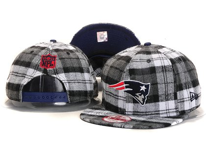 New England Patriots New Type Snapback Hat YS 6R04