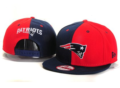 New England Patriots New Type Snapback Hat YS 6R13