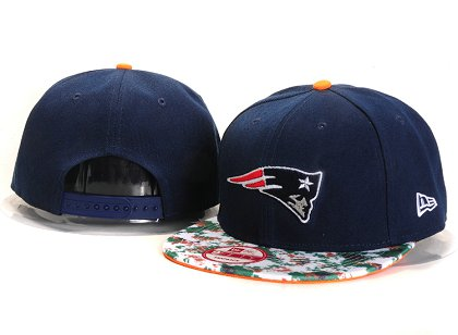 New England Patriots New Type Snapback Hat YS A716