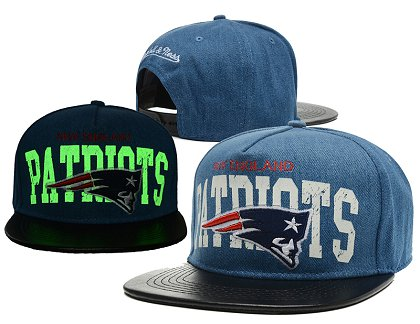 New England Patriots Hat SD 150315 02