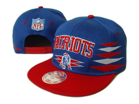 New England Patriots NFL Snapback Hat SD1