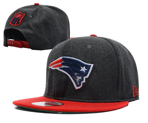 New England Patriots NFL Snapback Hat SD2