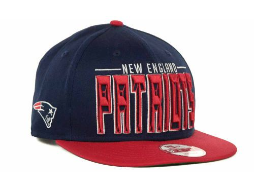 New England Patriots NFL Snapback Hat SD3