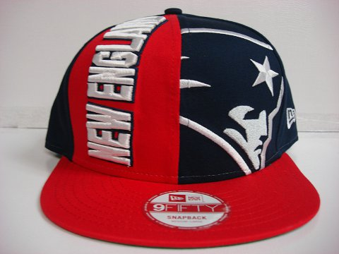 New England Patriots NFL Snapback Hat SD4