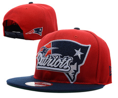 New England Patriots NFL Snapback Hat SD6