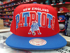 New England Patriots NFL Snapback Hat SD7
