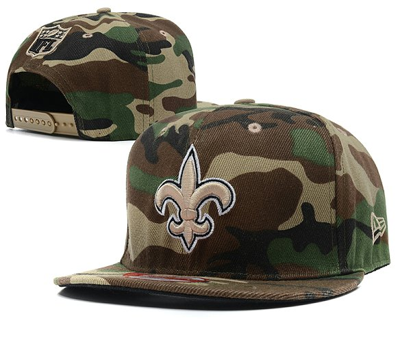 New Orleans Saints NFL Snapback Hat SD 2302