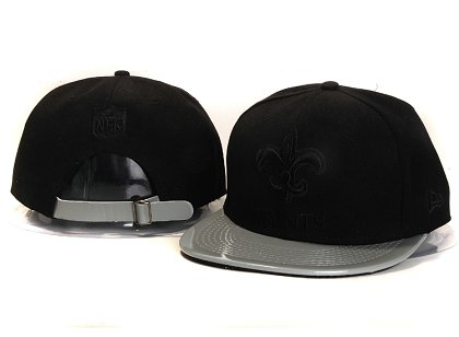 New Orleans Saints New Type Snapback Hat YS 6R68