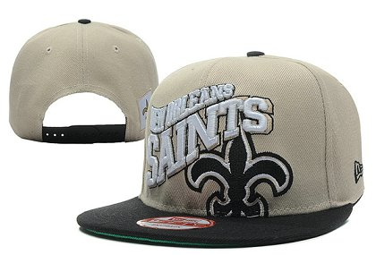 New Orleans Saints NFL Snapback Hat XDF179D