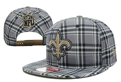 New Orleans Saints NFL Snapback Hat XDF179S