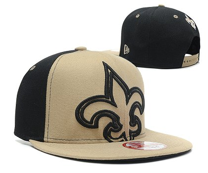New Orleans Saints Snapback Hat 103SD 10