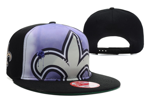 New Orleans Saints Snapback Hat XDF F 140802 2