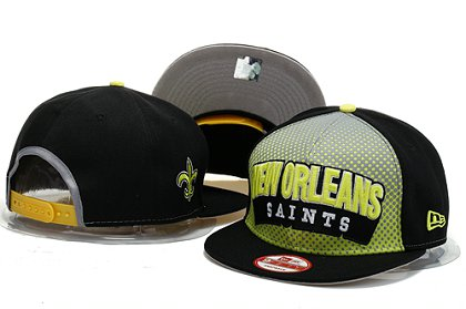 New Orleans Saints Snapback Hat YS F 140802 03