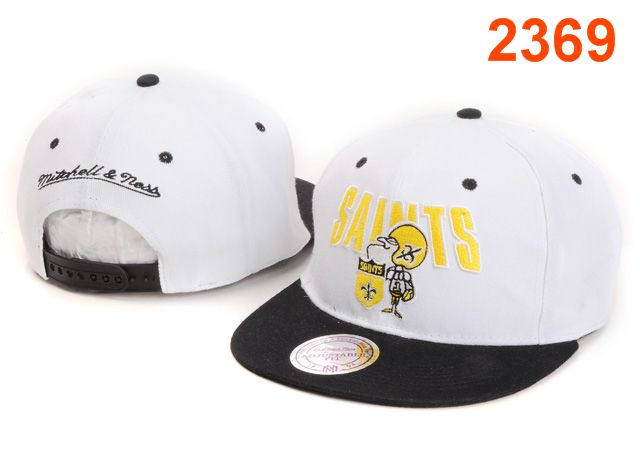 New Orleans Saints NFL Snapback Hat PT09