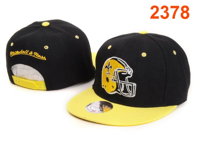 New Orleans Saints NFL Snapback Hat PT17