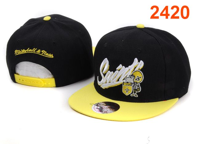 New Orleans Saints NFL Snapback Hat PT30