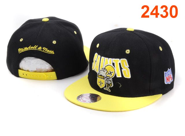 New Orleans Saints NFL Snapback Hat PT39
