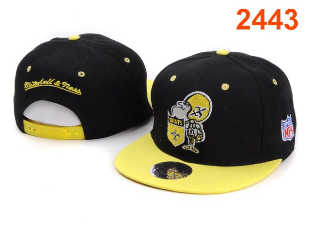 New Orleans Saints NFL Snapback Hat PT52