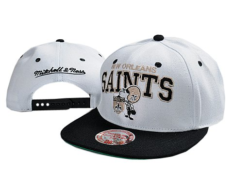 New Orleans Saints NFL Snapback Hat TY 3