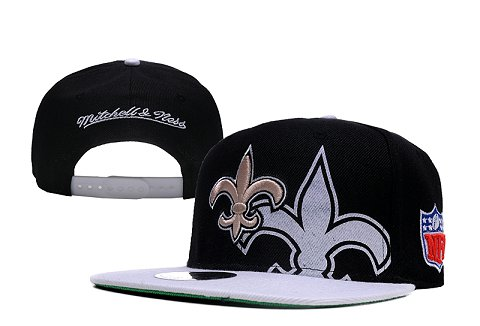 New Orleans Saints NFL Snapback Hat XDF053