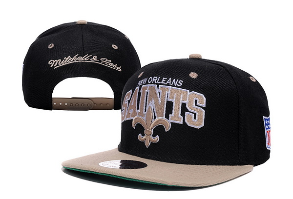 New Orleans Saints NFL Snapback Hat XDF063