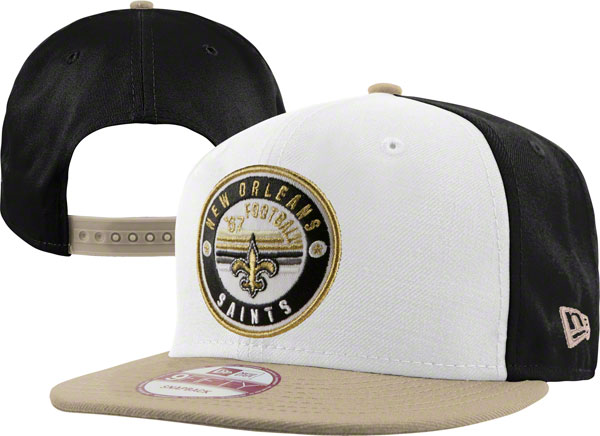 New Orleans Saints NFL Snapback Hat XDF077