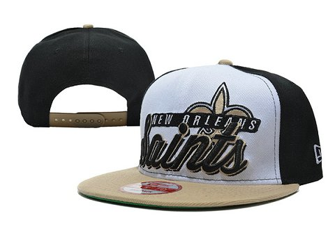 New Orleans Saints NFL Snapback Hat XDF097