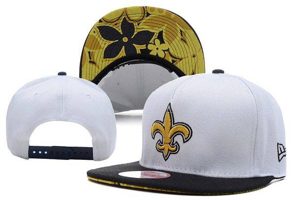 New Orleans Saints NFL Snapback Hat XDF111