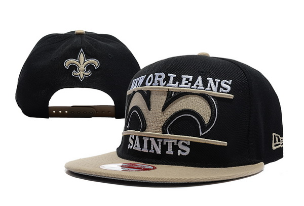 New Orleans Saints NFL Snapback Hat XDF126