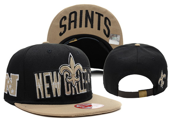 New Orleans Saints NFL Snapback Hat XDF138