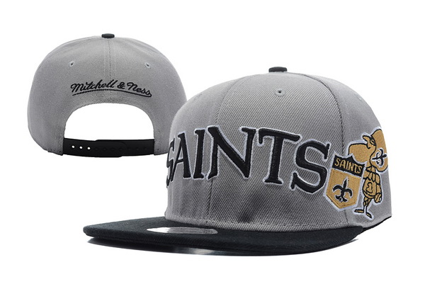 New Orleans Saints NFL Snapback Hat XDF181