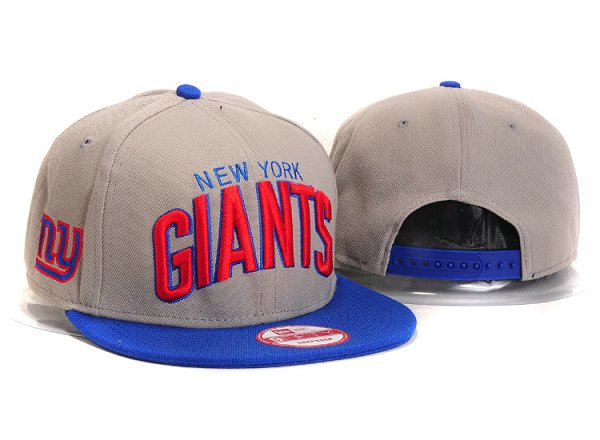 New York Giants Snapback Hat YS 5621