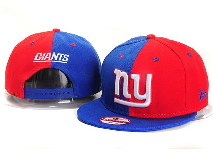New York Giants New Type Snapback Hat YS 6R15
