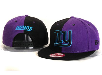 New York Giants New Type Snapback Hat YS 6R28