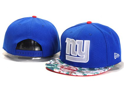New York Giants New Type Snapback Hat YS A708