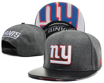 New York Giants Hat SD 150228 3