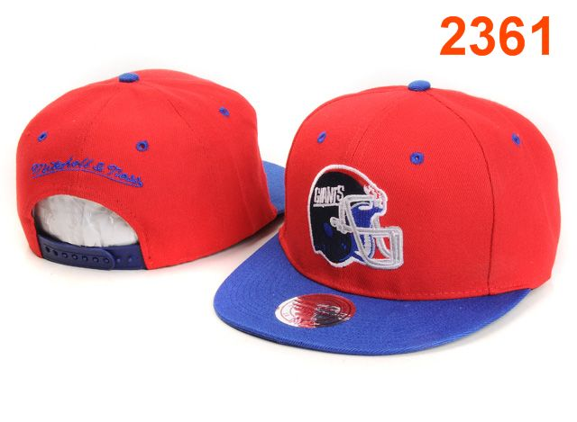 New York Giants NFL Snapback Hat PT01