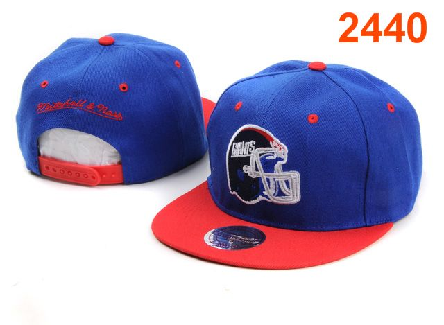 New York Giants NFL Snapback Hat PT49