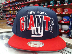 New York Giants NFL Snapback Hat SD4